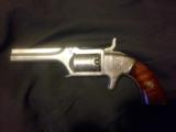 Extremely Rare Sharps percussion revolver #106 1857