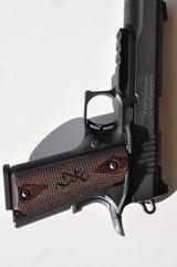 "Browning Black Label Pro w/rail, 4 1/4"" barrel, night sights w/extras - 4 of 9"