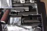 "Browning Black Label Pro w/rail, 4 1/4"" barrel, night sights w/extras - 3 of 9"
