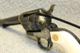 Master Engraved Gold Inlaid Screwless Frame Colt from the Colt Custom Shop - 6 of 15