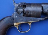 Colt 1860 Army Revolver w/ Orig. Finish AND Battlefield Use - 2 of 23