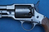 Rogers and Spencer .44 Percussion Revolver in Stainless Steel Not Colt 1860