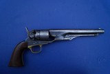 Colt 1860 Army Revolver --NICE-- Made in 1862, Not SAA