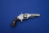 S&W 1st Model, 2nd Issue Revolver