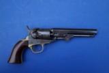 Colt 1849 Pocket Revolver w/Rare 6 Shot Cylinder - 2 of 7