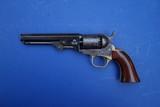 Colt 1849 Pocket Revolver w/Rare 6 Shot Cylinder
