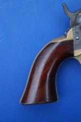 Colt 1849 Pocket Revolver w/Rare 6 Shot Cylinder - 4 of 7