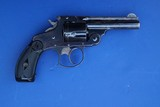 Smith and Wesson 38 Double Action 3rd Model Revolver Blued - 2 of 3