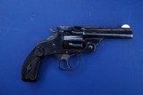 Smith and Wesson 38 Double Action 3rd Model Revolver Blued - 3 of 3