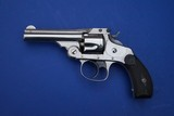 S&W 32 Double Action Revolver w/Rare Nickel Trigger Guard (Antique)