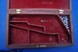 Colt Model 1849 Pocket Revolver w/Hartford Address and Cased, Not SAA - 18 of 20