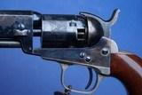 Colt Model 1849 Pocket Revolver w/Hartford Address and Cased, Not SAA - 2 of 20