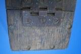 Rare Wooden Ammunition Box For US Maxim Model 1904 Machine Gun - 3 of 13