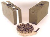 Rare Wooden Ammunition Box For US Maxim Model 1904 Machine Gun - 13 of 13
