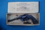 Colt Model 1895 DA New Army Revolver, Antique, Possibly Unfired w/Colt Box