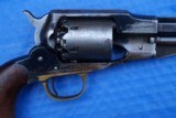 Remington New Model 1863 Army Revolver w/Early German Silver Front Sight Not Colt 1860 - 3 of 13