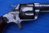 Colt New Line Revolver in .41 Rimfire w/Etched Panel - 12 of 13