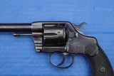 Colt USN Model 1895 DA Revolver --Very close to Teddy Roosevelt's DA Recovered from USS Maine he used at San Juan Hill in 1898-- - 2 of 19
