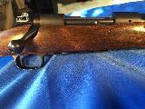 Winchester model 70 Alaskan 338 Winchester