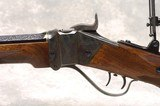 Shiloh Sharps 1874 .45-70 Engraved bull barrel 30 in. Nice Rifle! - 11 of 20