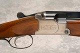 Krieghoff KS-5 Trap shotgun 12 ga. 34 in barrel w/case - 3 of 17