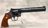 Colt Python Target .38 SPL 8 in. Like new! RARE!