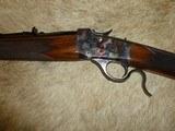 Winchester 1885 17 HMR NIB
