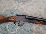 FN 12ga true 7 pin sidelock