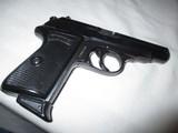 German PP .32 Pistol Marked RJ=RechsJustizministerium w/Holster - 9 of 10