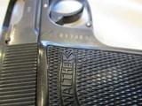 German PP .32 Pistol Marked RJ=RechsJustizministerium w/Holster - 4 of 10