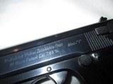 German PP .32 Pistol Marked RJ=RechsJustizministerium w/Holster - 5 of 10
