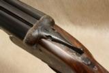 Purdey Sidelock Ejector SXS Pigeon Gun 12ga 31