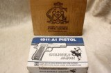 "SPRINGFIELD OMEGA 10MM 6"" 1911 FACTORY PORT-SUPER RARE"