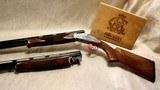 Caesar Guerini MAXUM 2BBL SET 28ga & 410 SHOW GUN-INCREDIBLE WOOD
