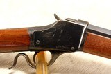 WINCHESTER 1885 HIGH WALL, CODY LETTER, LOTS OF PICS-ESTATE PIECE READY TO SELL - 12 of 23