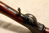 WINCHESTER 1885 HIGH WALL, CODY LETTER, LOTS OF PICS-ESTATE PIECE READY TO SELL - 16 of 23
