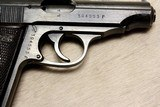 """EARLY Walther PP """"Eagle N""""**LOTS OF PHOTOS** - 3 of 13"""