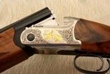 FABARM ELOS D2 FIELD-*ONE OF*- GOLD BIRD SHOW GUN- MUST SEE PHOTOS