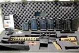 H&K MR 762 LONG RANGE PACKAGE-MEGA EXTRA MAGS - 1 of 12