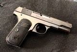 COLT HAMMERLESS 1908 EARLY PRODUCTION -LOTS OF PHOTOS - 1 of 11