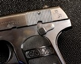 COLT HAMMERLESS 1908 EARLY PRODUCTION -LOTS OF PHOTOS - 4 of 11
