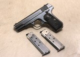 COLT HAMMERLESS 1908 EARLY PRODUCTION -LOTS OF PHOTOS
