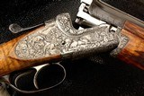 Pre-War MERKEL 202E highly engraved and optioned 20ga MUST SEE PHOTOS - 10 of 26