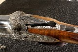 Pre-War MERKEL 202E highly engraved and optioned 20ga MUST SEE PHOTOS - 20 of 26