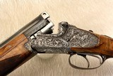 Pre-War MERKEL 202E highly engraved and optioned 20ga MUST SEE PHOTOS - 1 of 26