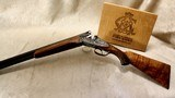Pre-War MERKEL 202E highly engraved and optioned 20ga MUST SEE PHOTOS - 2 of 26