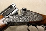 Pre-War MERKEL 202E highly engraved and optioned 20ga MUST SEE PHOTOS - 5 of 26