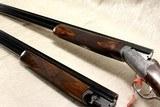 CAESAR GUERINI ELLIPSE CURVE 2BBL SET **MUST SEE PHOTOS OF THIS GUN!! - 4 of 24