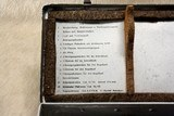 Sauer M30 Luftwaffe Survival Drilling in Original Case LOTS OF PHOTOS - 22 of 26