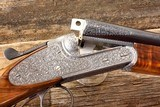 MERKEL 28ga Model 247 SL w/ Stunning hand engraving and MUST SEE PHOTOS - 9 of 24